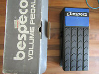 KEYBOARD VOLUME PEDAL Bespeco