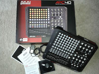 Akai APC 40 In Excellent Boxed Condition