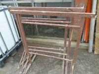 builders steel trestles