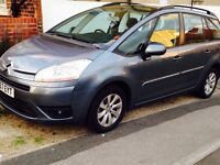7 seater 1.6 diesel hdi C4 Picasso