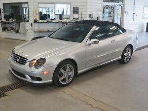 2005 Mercedes-Benz CLK-Class 5,0 L AMG