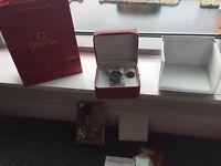 Omega Planet Ocean Chrono, new, box, wallet etc