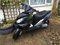 50cc LJ50QT-K Longjia - Honda Yamaha Kawasaki 100cc 75cc 125cc