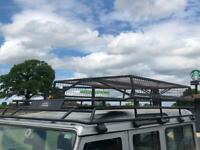 Land Rover Defender 110 Expedition Roof Rack