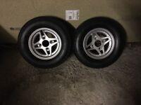 Old school mini wheels