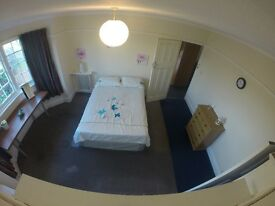 Brent Cross-Beautiful Large Double -available Now-Bills Included-5 min to the station