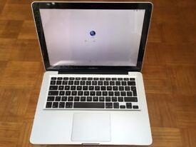 """MacBook Pro 13"""" (mid 2012) - Refurbished (Samsung 500GB SSD, 16GB RAM, New Battery)"""