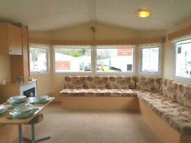 3 Bedroom Static Caravan For Sale Ayrshire - Ayr