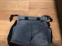 Large skip hop changing bag