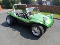 VW Beach Buggy. GP MK1. Short Wheel Base. 1964