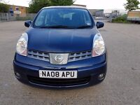 NISSAN NOTE 2008 ACENTA 1.4 in MINT CONDITION