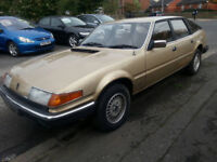 ROVER 2600 S AUTOMATIC 1983