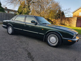 1998 JAGUAR XJ8 3.2 AUTO MAY 2018 MOT £££££ WORTH OF BILLS 10X SERVICE STAMPS, CLIMATE, LEATHER,