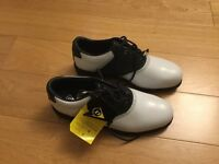 Dunlop 65i golf shoes UK size 8 NEW with tag