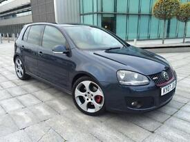 2007 Volkswagen Golf GTI Auto DSG Petrol! Long Mot! Top Spec!