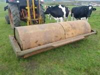 Choice of tractor field paddock land roller