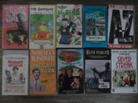 VHS Treasures-All your favourites-A large selection available-Some rare I believe-Each tape £3 only.