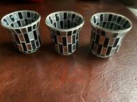 Cups/vessels/candle holders/ornaments