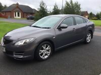 09 MAZDA 6 2.0 D TS P/EX WELCOME