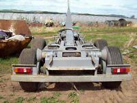 Hook Lift Trailer for a Tractor for sale