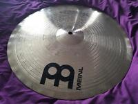 "Crash - 16"" Thomas Lang signature Meinl Generation X Synthetik Crash Cymbal"