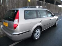 (2003)FORD MONDEO ESTATE 1.8.CC,FULL SERVICE HISTORY ,2 FORMER KEEPERS ..........