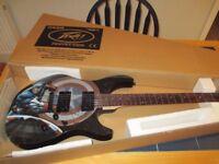 Peavey Predator Marvel 'Captain America' 6 string electric guitar - unused!