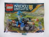 Lego Nexo Knights 30371 Knight's cycle - 30371 unopened £1 buyer collects