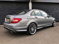 2012 MERCEDES C350 CDI AMG SPORT NOT C220 C250 BMW 330D 335D 320D M SPORT GOLF PASSAT AUDI A4 A5 A6
