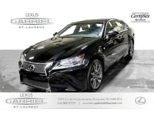 2015 Lexus GS 350 *F-SPORT* BACKUP CAMERA + POWER FOLDING MIRROR