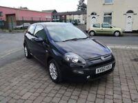 2010 (60reg), Fiat Punto Evo 1.4 8v Active 3dr Hatchback, £1,895 p/x welcome