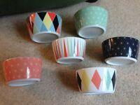 6 new Ikea bowls