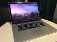 Apple MacBook Pro Retina 15 inch 2012 i7 2.3 GHz 256GB SSD Nvidia GT650M