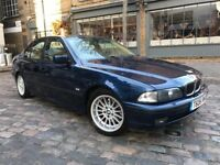 1999 Bmw 5 Series 535i Auto V8 112k 2 Owners From New Beautiful Example New Mot Full History E39 !