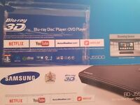 Brand New Bluray Player JD-J5500
