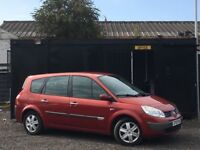 ★ 2006 RENAULT SCENIC 1.6L + 7 SEATER + LONG MOT ★P/X TO CLEAR