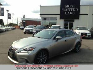 2014 Lexus IS 350 F Sport | NAVIGATION | CAMERA