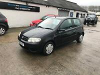 Fiat Punto 1.3 multi jet 2004 £30 A YEAR ROAD TAX!