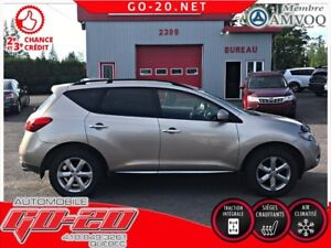 2009 Nissan Murano SL AWD JAMAIS ACCIDENTE GARANTIE INCLUS
