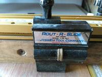 Unique Router Table - JessEm Rout-R-Slide