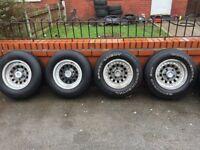 15 inch alloys wheels