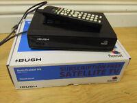 Bush FreeSat Freeview Box 200 Channels+ HD £20