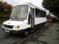 Ldv covoy minibus campervan motorhome conversion