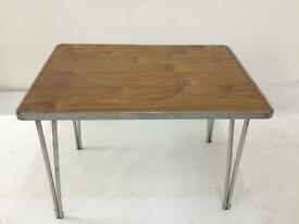 Foldable table - 2 available