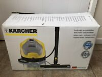 Kärcher Multi-Purpose Steam Cleaner With Continuous Steam Function SC2.500C