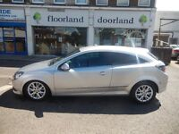 VAUXHALL ASTRA SRI 113 60 PLATE 2010 74K MILES SILVER 2 OWNERS LOVELY CAR CHEAP £2250