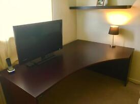 Brand New Office Commerical Desk - still boxed. Office business supplies furniture bargain