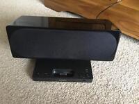 Sony SRSGU10IP iPhone docking speakers