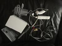 Wii bundle with 10 games
