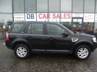 2007 07 LAND ROVER FREELANDER 2.2 TD4 SE 5D 159 BHP **GUARANTEED FINANCE ** PART EX WELCOME ****